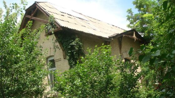 The Art School in Taraz